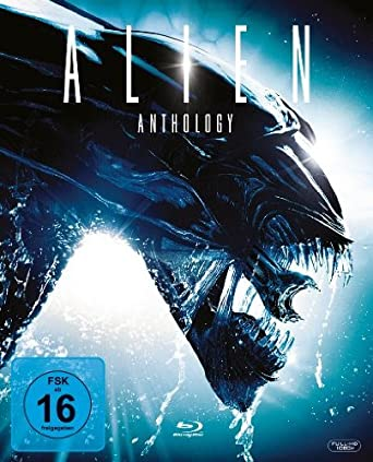 Alien Anthology Box [Alemania] [Blu-ray]: Amazon.es: Weaver, Sigourney, Weaver, Sigourney: Cine y Series TV