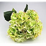 Raylinedo-Artificial-Hydrangea-Silk-Flower-5-Big-Heads-Bouquet-Home-Decoration