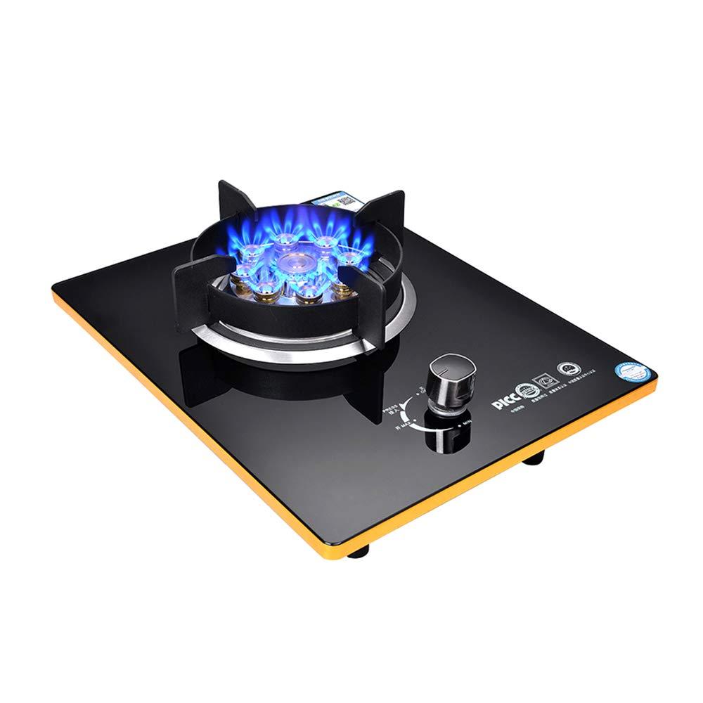 Nine Holes Gas liquefied gas desktop Cooktops