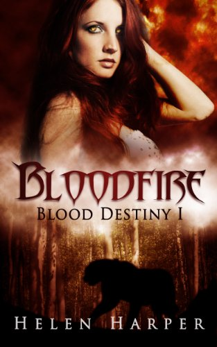 Bloodfire by Helen Harper ebook deal