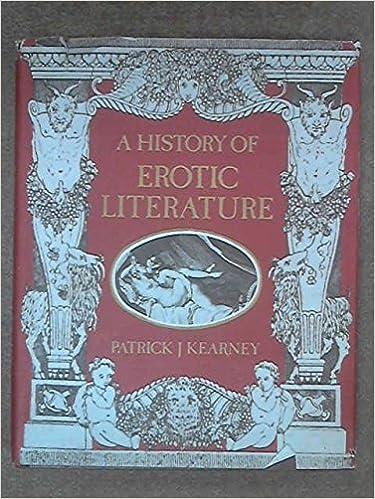 Erotic history literature