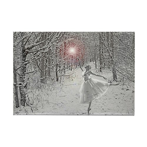 CafePress - The Snow Queen - Rectangle Magnet, 2