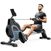 Dripex Magnetic Rowing Machine (2021 Upgrade Version) for Home Use Rower for Home Gym & Cardio Training Silent Indoor…