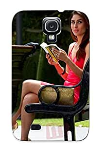 New Tpu Super Actress Hard Case Premium Galaxy S4 Skin Case Cover(kareena Kapoor) For Christmas Gift