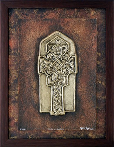 Cross at Donegal - Celtic Cross - Cast Paper - Celtic Blessing ...