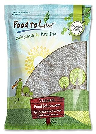 ca34cab9ecda Food to Live Poudre d acide citrique (anhydre, granules fins, catégorie  comestible