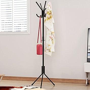 Garderobenständer Stabil amazon de metall garderobenständer stabil kleiderständer 3 ablage