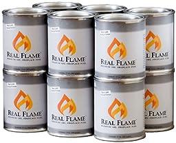 Real Flame Gel Fuel, 12-Pack
