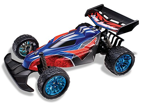 JC Toys Dark Shadow 2.4GHz Remote Control Racing Buggy Car (1:8 Scale) (1 8 Scale Buggy)