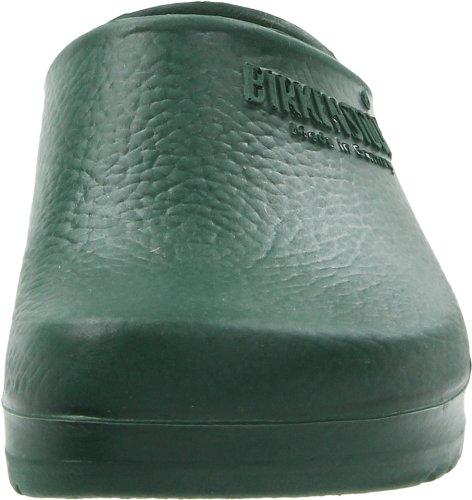 Birki Unisex Super Birki Klomp, Wit, 39 M Eu (8 M Ons Dames / 6 M Heren) Groen