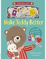 Make Teddy Better: 1