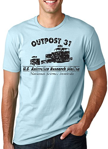 Outpost 31: US Antarctica Research Station T-Shirt