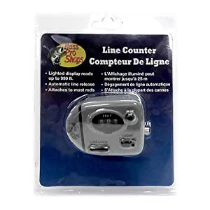 Bass pro shops fishing line counter sports for Bass pro shop fishing line