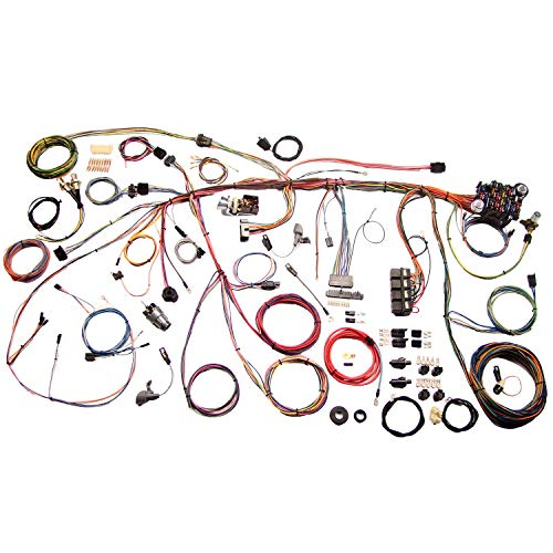 American Autowire 510177 Wiring Harness for Ford Mustang