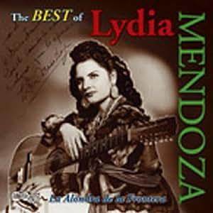 Best of Lydia Mendoza