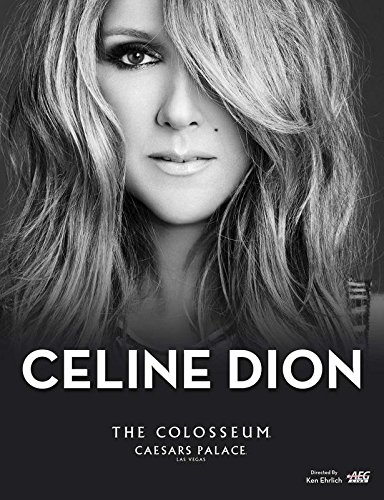 Celine Dion Singer Songwriter Musician 12 x 18 Inch Quoted Multicolour Rolled Poster
