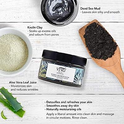 Vivo Per Lei Dead Sea Mineral Mud Exfoliating Body Scrub