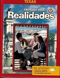 Realidades - Texas Edition: Level a (Spanish Edition)