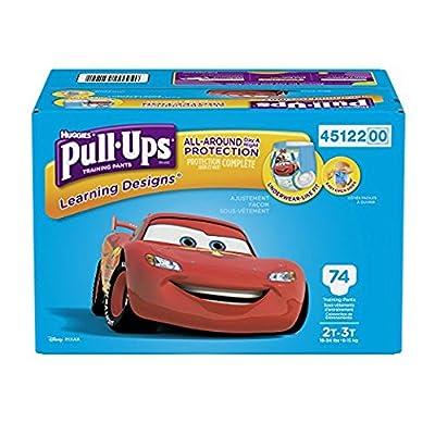 Pull-Ups Training Pants for Boys