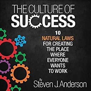 The Culture of Success Audiobook