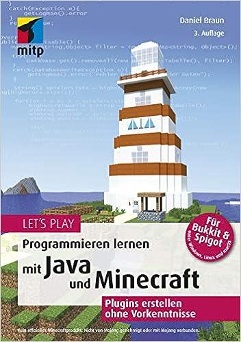 Let s Play Programmieren lernen mit Java und Minecraft: Plugins