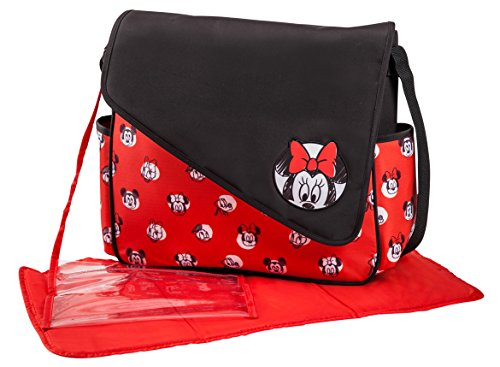 Disney Minnie Sketch Messenger Diaper