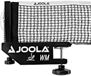 JOOLA WM Professional Table Tennis Net and Post Set - ITTF Tournament Approved - 72in Regulation Ping Pong Net