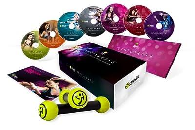 Zumba Exhilarate Body Shaping System DVD Set by Zumba Fitness