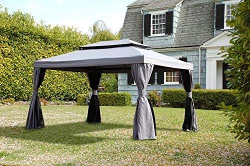 Grand patio Deluxe Gazebos para Patio: Amazon.es: Jardín
