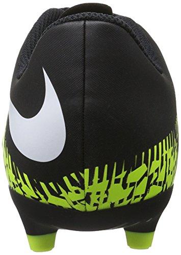 Nike 844270-017, Botas de Fútbol Unisex Adulto Negro (Black / White-Volt-Paramount Blue)
