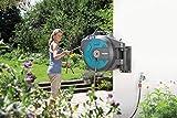GARDENA Retractable Hose Reel 82-Feet With