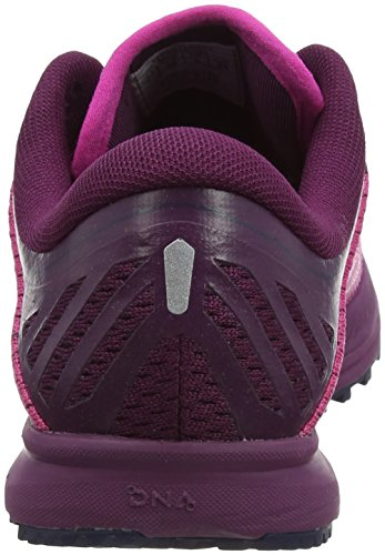 Brooks 2 Pink 641 Women's Mazama Plum Cross Navy Trainers Purple SqSPrw6