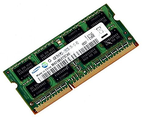 Samsung 4GB DDR3 1600MHz - Memoria (DDR3, Portátil, 1 x 4 GB,