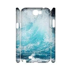 Ocean 3D-Printed ZLB614310 Custom 3D Phone Case for Samsung Galaxy Note 2 N7100