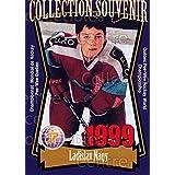 Ladislav Nagy Hockey Card 1999 Quebec Pee-Wee Tournament Collection #21 Ladislav Nagy