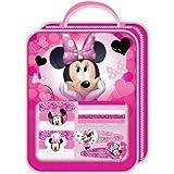 Joy Toy 71263Septembre Accessoires cheveux Minnie Mouse dans sac à main