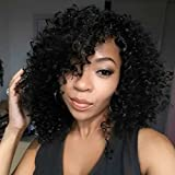 Best African American Wigs - WTB Hair Short Black Wig Cosplay Afro Synthetic Review