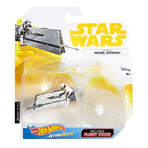 Hot Wheels Star Wars Imperial Mimban Speeder Vehicle