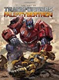 Transformers: the Art of Fall of Cybertron, Mark W. Bellomo, 1613774435