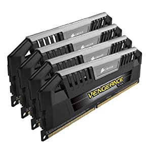 Corsair CMY32GX3M4A1600C9 Vengeance Pro 32GB (4x8GB) DDR3 1600 MHz (PC3 12800) Desktop 1.5V
