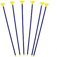 6 stks boogschieten zuignap arrow Kinderen boogschieten spel veiligheid rubberen pijlen voor tieners schieten opleiding