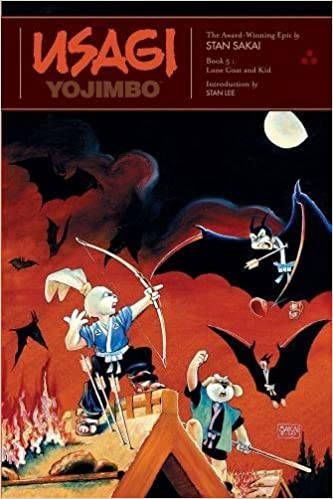 Image result for usagi Yojimbo: Book 5