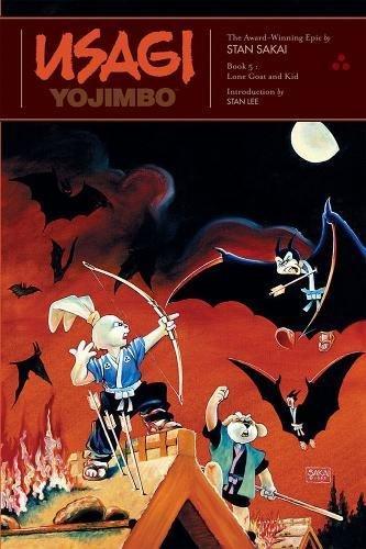 Usagi Yojimbo Book 5 Soft