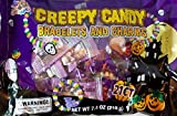 Halloween Creepy Candy Bracelets and Charms Candy  21ct (Small Image)