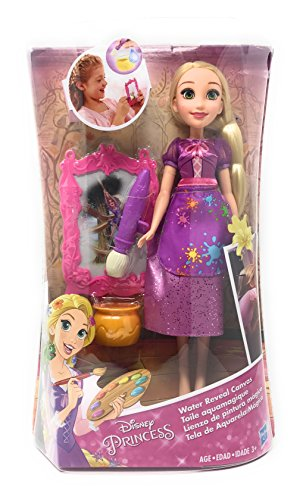Princess Rapunzel's Water Reveal Canvas Doll - Mulan Costume Walmart