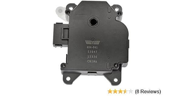 A//C Heater Blend Air Door Actuator for Lexus RX300 IS300 SC430 GS300 8710630371