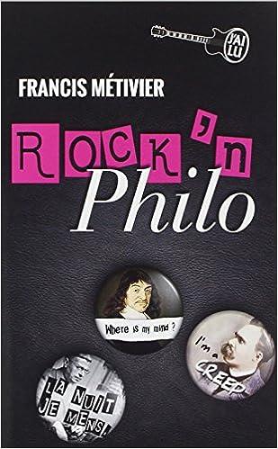 Livres gratuits en ligne Rock'n philo epub pdf