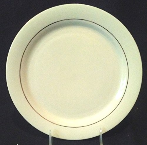 Gibson Everyday Gold Prestige Dinner Plate 9-5/8