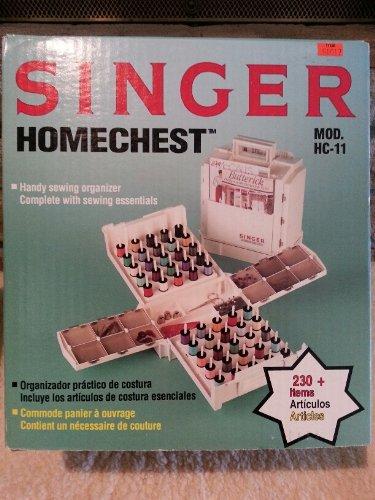 Singer Homechest