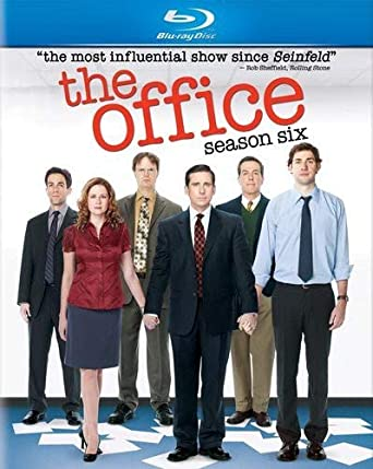 Amazon com: The Office: Season 6 [Blu-ray]: Steve Carell